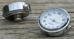 Horlogeklik wit (H004)