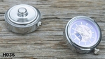 Horlogeklik paars (H036)