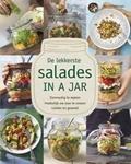 Salades in een jar (Hardcover)