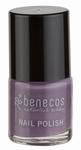 Benecos natuurlijke nagellak french lavender
