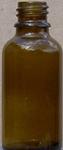Flesje om remedies in te maken/bewaren  30 ml